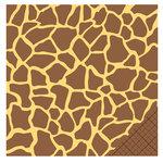 KI Memories - Wild Life Collection - 12 x 12 Double Sided Paper - Giraffe