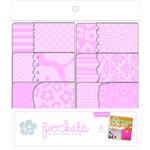 KI Memories - Designer Keepsake Holders - 3 x 3 Pockets - Candy