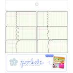 KI Memories - Designer Keepsake Holders - 3 x 3 Pockets - Office