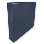 Classic 3 Ring Memory Albums - 12 x 12 - Nautical Navy