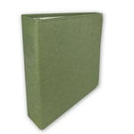 Classic 3 Ring Memory Album - 85 x 11 - Sage Green