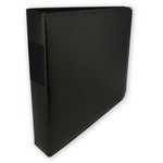 Keeping Memories Alive 3 Ring Memory Albums - 12 x 12 - Black