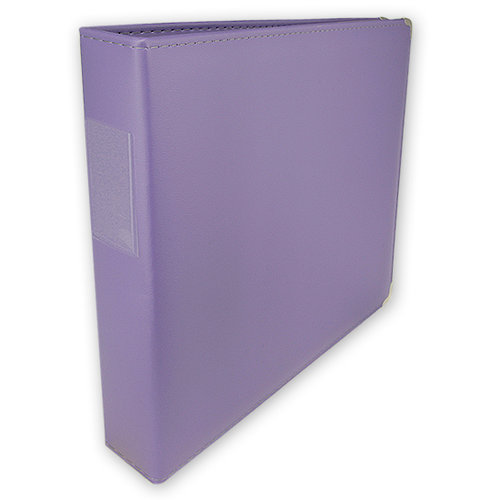 Keeping Memories Alive - 3 Ring Memory Albums - 12x12 - Purple