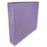 Keeping Memories Alive - 3 Ring Memory Albums - 12x12 - Purple