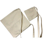 Ken Oliver - Canvas Corp - Canvas Messenger Bag - Large