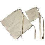 Ken Oliver - Canvas Corp - Canvas Messenger Bag - Large