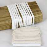 Ken Oliver - Canvas Corp - Cotton Craft Cord - White