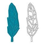 Maya Road - Die - Geometric Feather