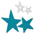 Maya Road - Die - Geometric Stars