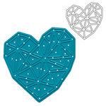 Maya Road - Die - Geometric Heart