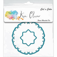 Ken Oliver - Cut 'n Color - Die - Flower Mandala