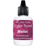 Ken Oliver - Color Burst - Merlot