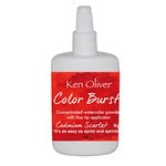 Ken Oliver - Color Burst - Cadmium Scarlet Watercolor Powder