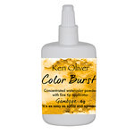 Ken Oliver - Color Burst - Gamboge Watercolor Powder