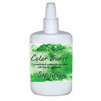 Ken Oliver - Color Burst - Sap Green