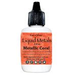 Ken Oliver - Liquid Metals - Metallic Coral