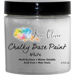 Ken Oliver - Chalky Base Paint - White