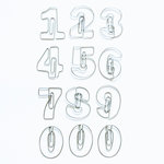 Maya Road - Number Clips