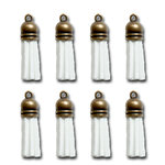 Maya Road - Vintage Crafting Tassels - Milk White