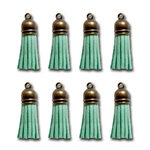 Maya Road - Vintage Crafting Tassels - Sky Blue