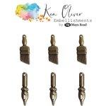 Ken Oliver - Maya Road - Vintage Charms - Art Supplies