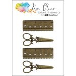 Ken Oliver - Maya Road - Vintage Charms - Crafting Tools