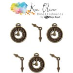 Ken Oliver - Maya Road - Vintage Charms - Clocks and Hands