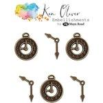 Ken Oliver - Maya Road - Vintage Charms - Clocks and Hands