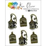 Ken Oliver - Vintage Charms - Bird Cages