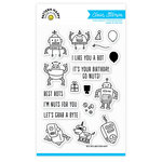 Pattern Happy - Clear Acrylic Stamps - Best Bots