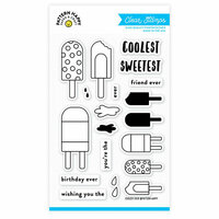 Pattern Happy - Clear Acrylic Stamps - Coolest Ever
