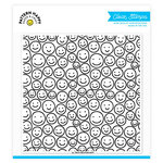 Pattern Happy - Clear Acrylic Stamps - All Smiles Pattern