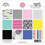 Pattern Happy - 6 x 6 Paper Pad - Geofetti
