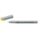 Kuretake - ZIG - Memory System - Millennium Pen - Pure Yellow - .35mm