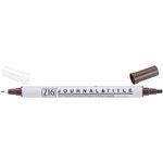 Kuretake - ZIG - Memory System - Dual Tip Journal and Title Marker - Chocolate