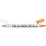 Kuretake - ZIG - Memory System - Dual Tip Journal and Title Marker - Pure Orange