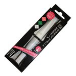 Kuretake - ZIG - Memory System - Wink Of Stella - Glitter Brush Marker - 3 Piece Set - White Christmas