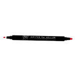 Kuretake - ZIG - Memory System - Dual Tip Writer for Vellum Pen - Pure Red