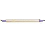 Kuretake - ZIG - Memory System - Dual Tip Calligraphy Marker - Metallic Colors - Violet