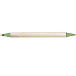 Kuretake - ZIG - Memory System - Dual Tip Calligraphy Marker - Metallic Colors - Light Green