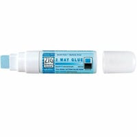Kuretake - ZIG - Memory System - 2 Way Glue Pen - Broad Tip
