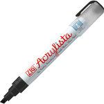 Kuretake - ZIG - Acrylista - Chisel Tip Marker - Black
