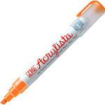 Kuretake - ZIG - Acrylista - Chisel Tip Marker - Pumpkin