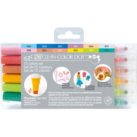 Kuretake - ZIG - Clear Color - Dot - 12 Color Set
