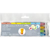 Kuretake - ZIG - Clean Color - Dot - 4 Color Set