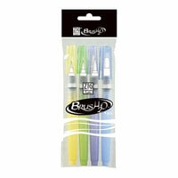 Kuretake - ZIG - Watercolor System - BrusH2O - 4 Pack