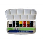 Kuretake - ZIG - Watercolor System - Transparent Watercolor - 14 Colours
