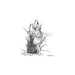 LaBlanche - Foam Mounted Silicone Stamp - Snowdrop Fairy