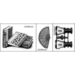 LaBlanche - Foam Mounted Silicone Stamp - Collectables