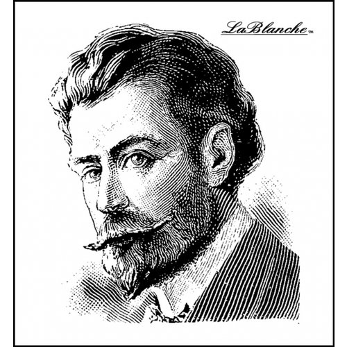 LaBlanche - Foam Mounted Silicone Stamp - Gentleman